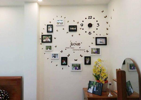 khung ảnh treo tường đẹp