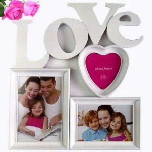 khung ảnh để bàn tình yêu